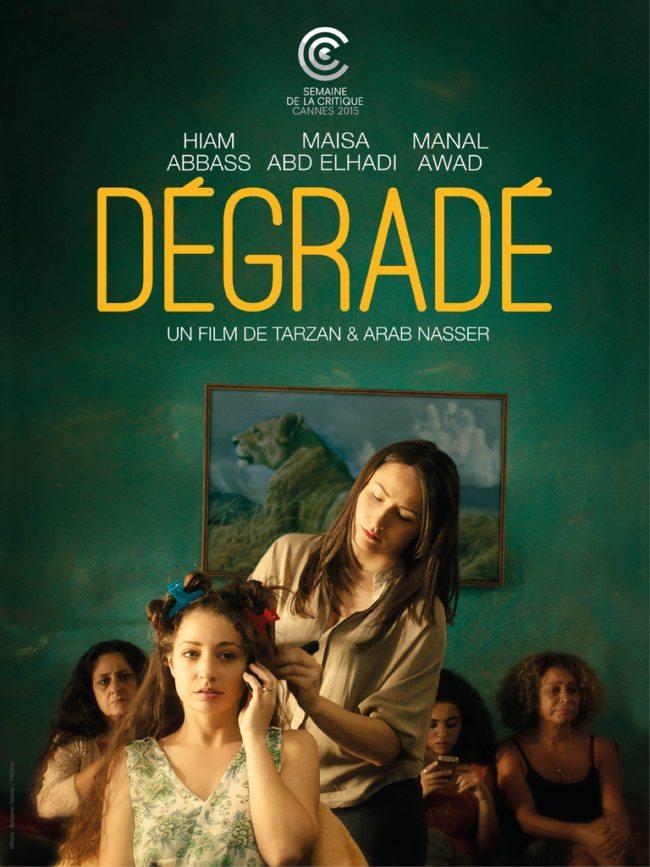 Degrade Film Cover