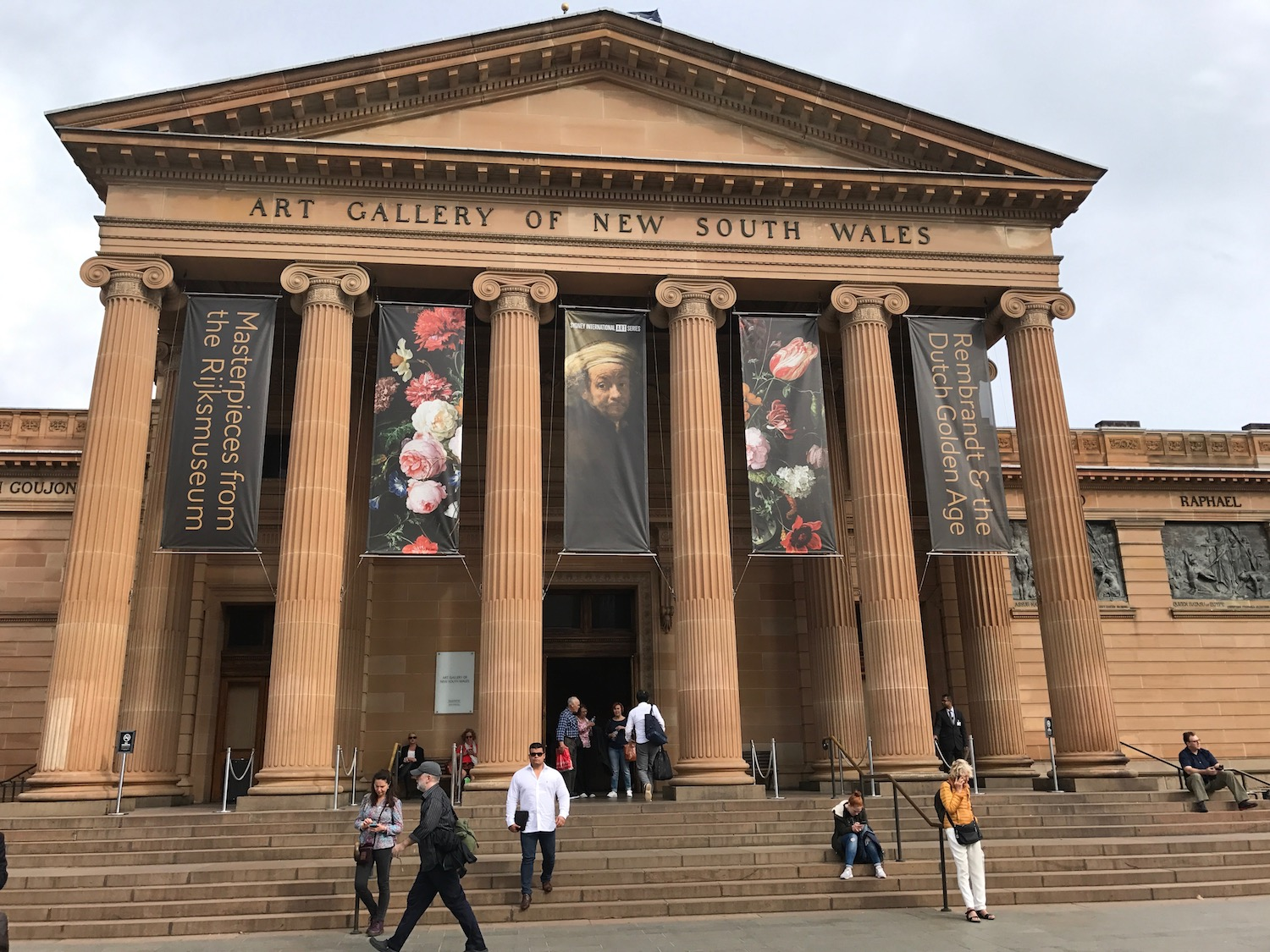 The must see Art Gallery of New South Wales