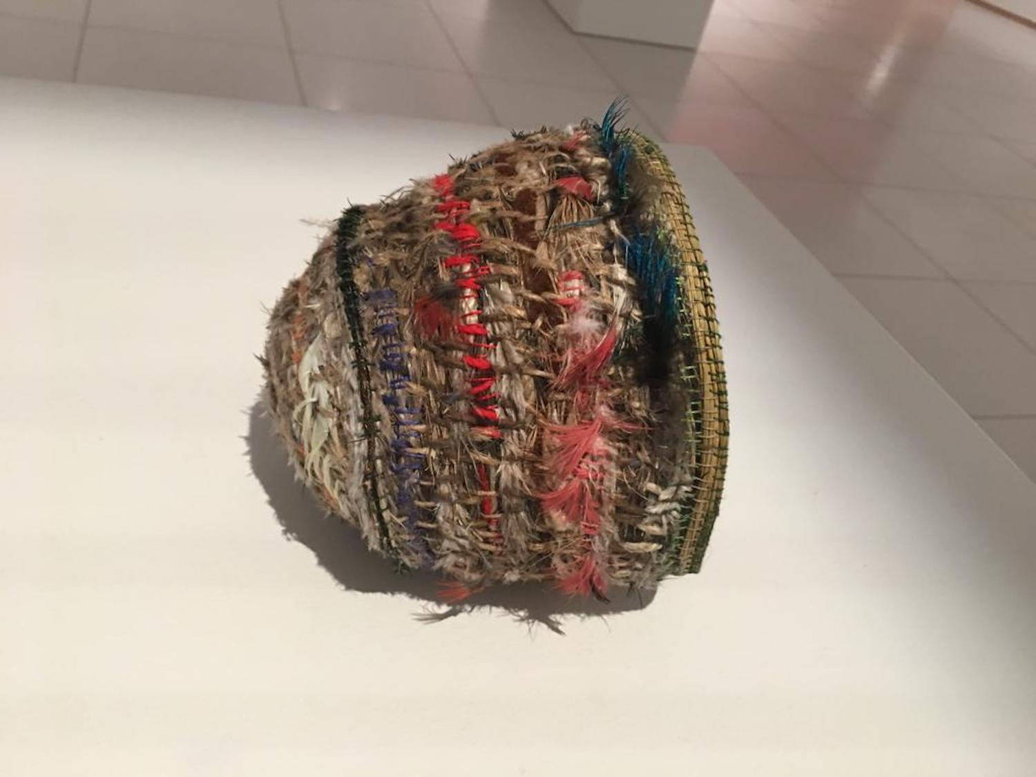 Aboriginal traditional baskets made with such skill