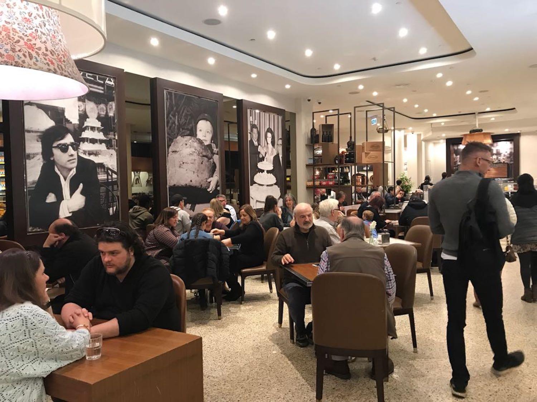 Old establishments that serve with elegance