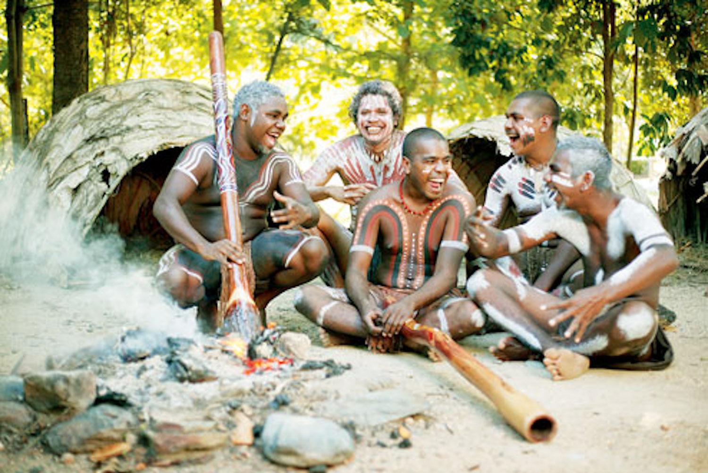 The Kuku Yulanji tribe