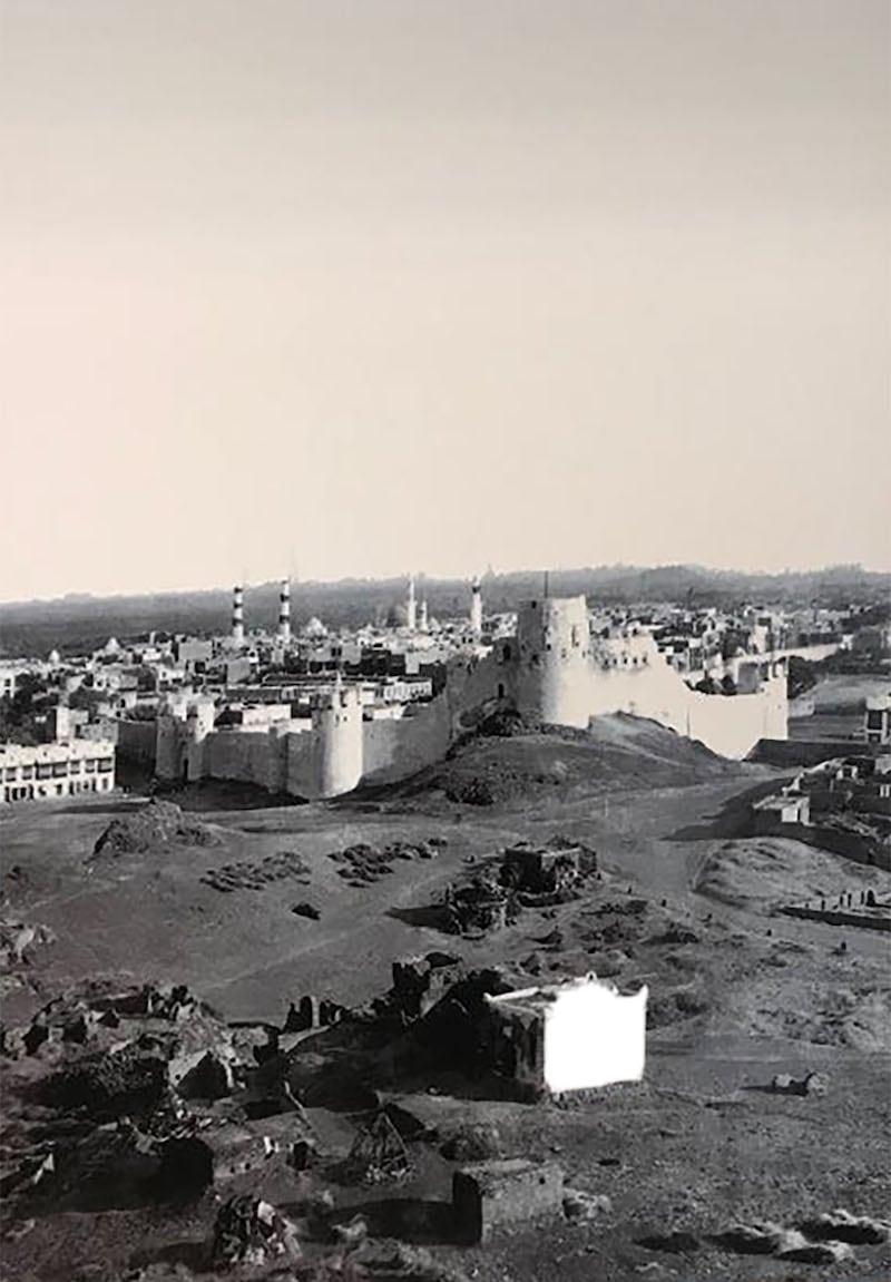 Al-Madina, 1907