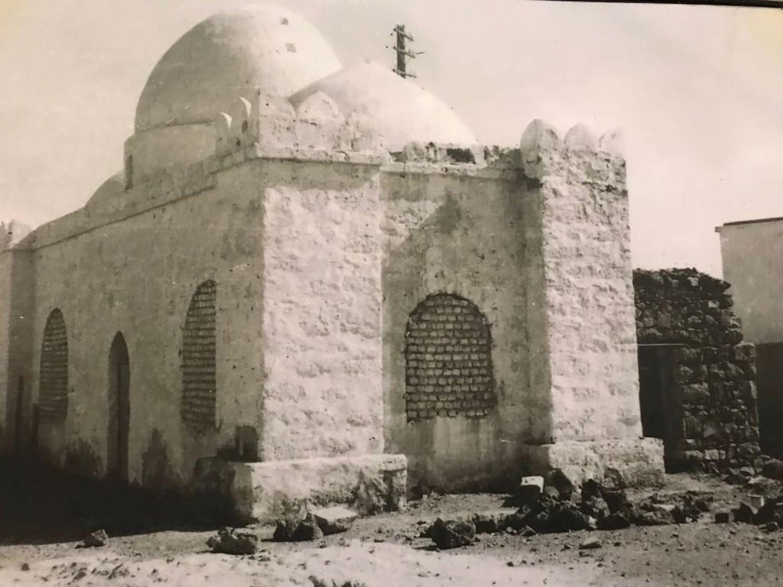 Al-Suqia Mosque where the Prophet ﷺ prayed the prayer for rain