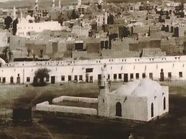 Al-Qashla Mosque