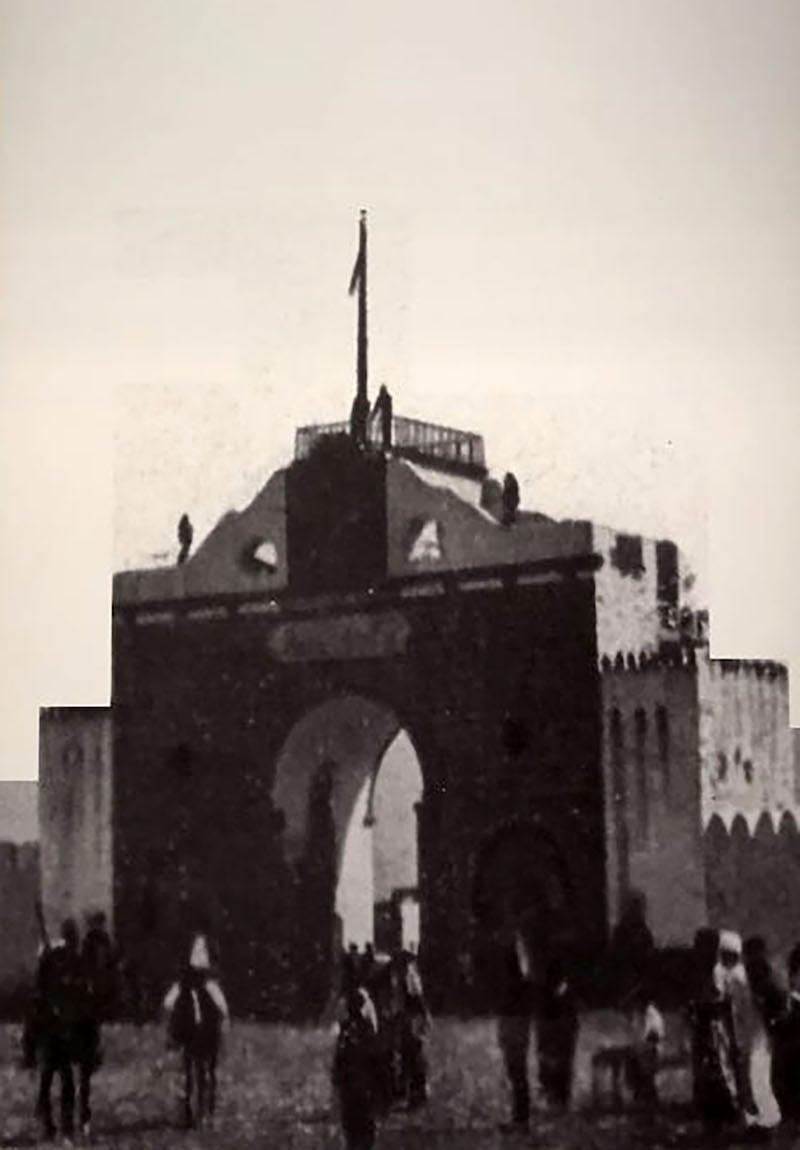 Al-Anbariya Gate