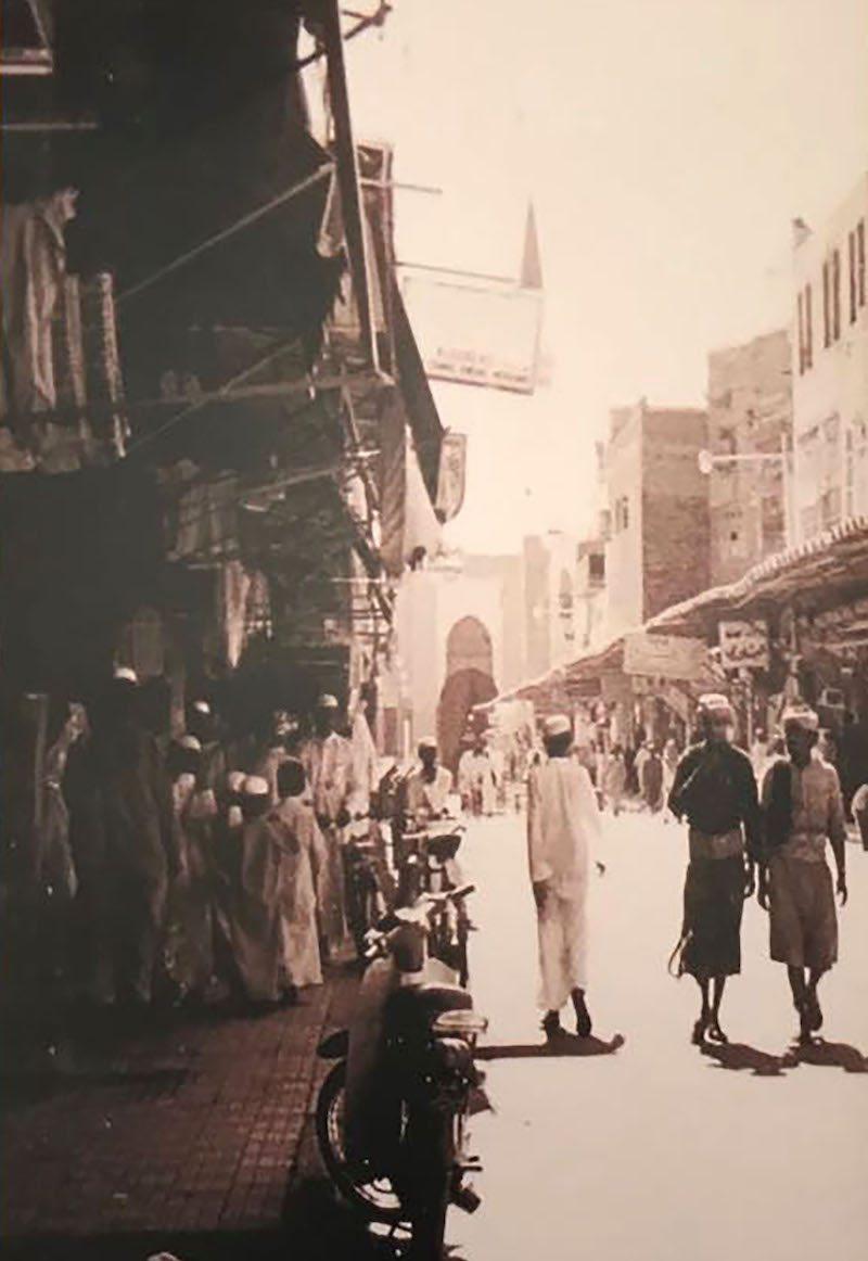 Al-Ayniya street, Al-Madina