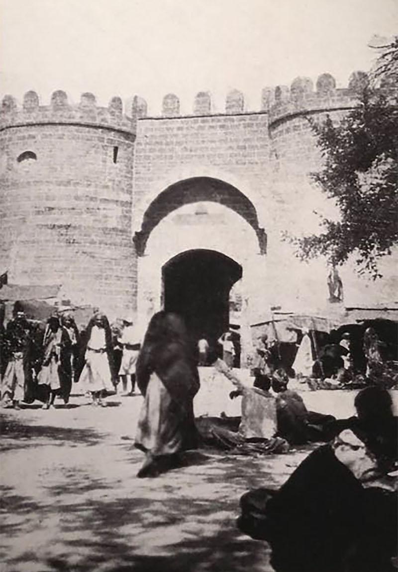 Al-Madina, Al-Misry Gate