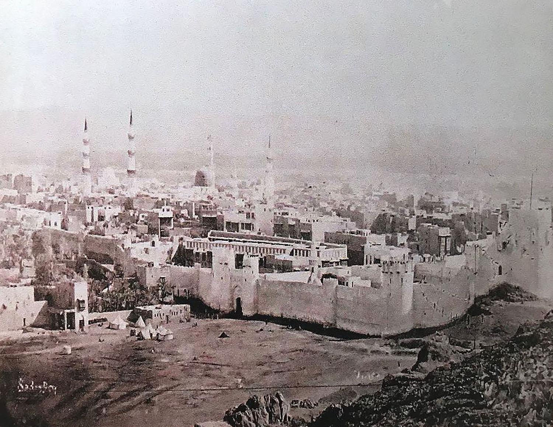 Al-Madina cityscape