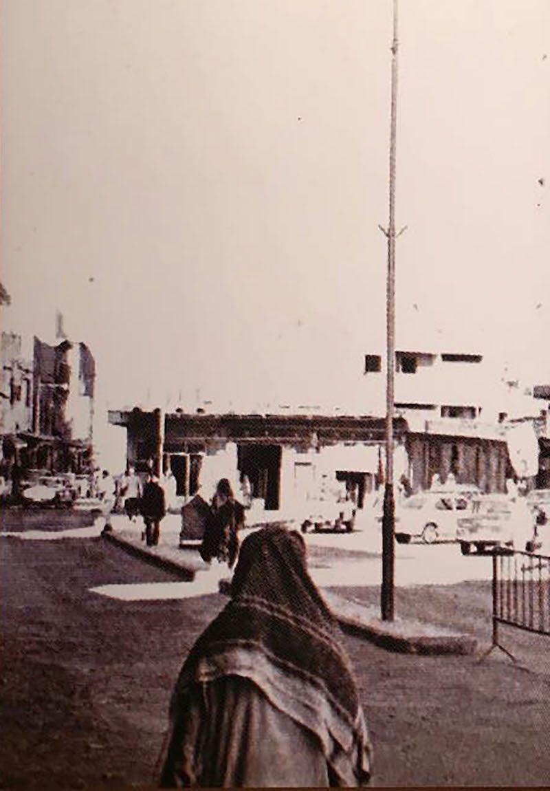 Al-Sibagha Market, West side