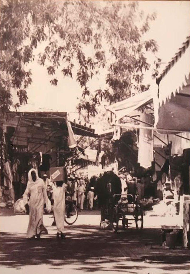 Old market, Al-Madina