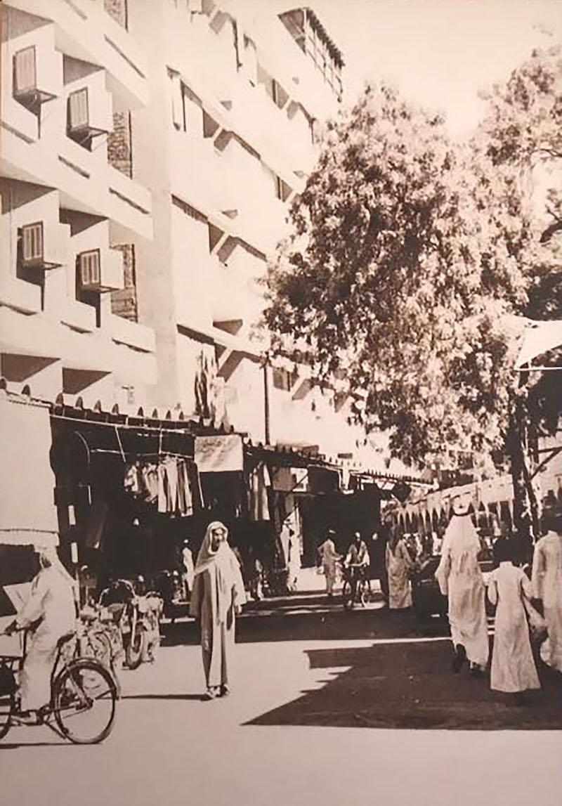 Old markets, Al-Madina
