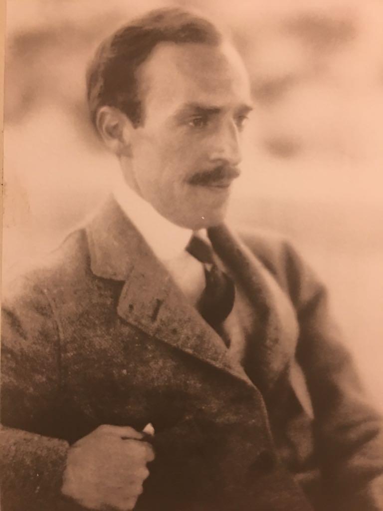 Duncan Phillips, 1921