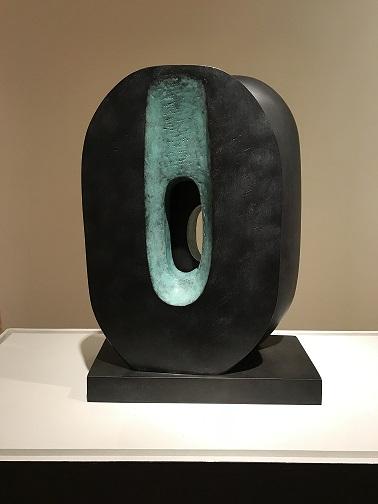 Hepworth Dual Form (maquette)